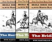 Bridle Horse Series Martin Black 3 Video Set