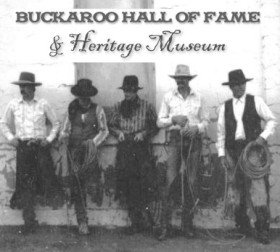 Buckaroo Hall of Fame Logo