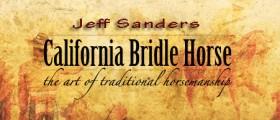 CA Bridle Horse Sanders Logo