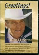 Greetings Tom Dorrance