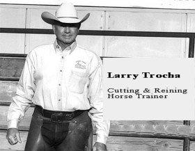 Larry Trocha Logo