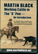 Working Cattle A Pen Martin Black
