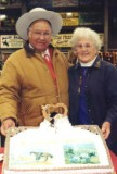 Ernie & Blanche celebrating 48th
